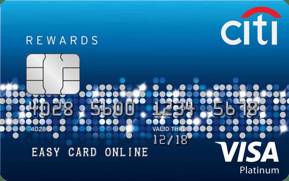 สมัครบัตร Citibank-Credit-Card_Citi-Reward อนุมัติง่ายรู้ผลอนุมัติเร็ว