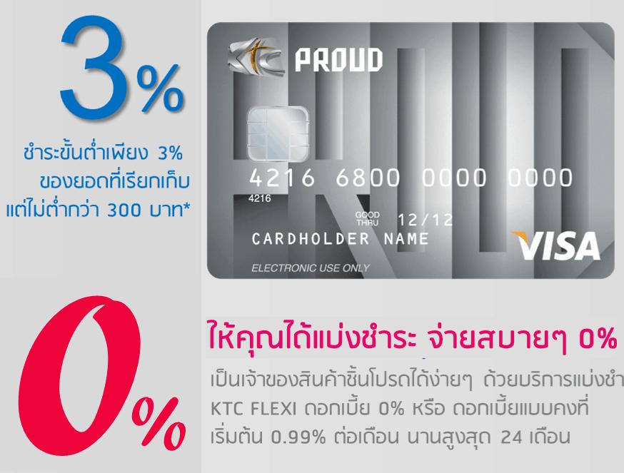 บัตรกดเงินสด-KTC-PROUD-แบ่งชำระ-0%